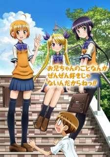 Oniichan no Koto nanka Zenzen Suki ja Nai n da kara ne!!'s Cover Image