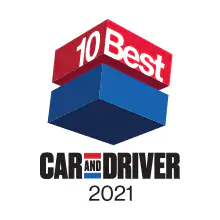 Car and Driver 2021