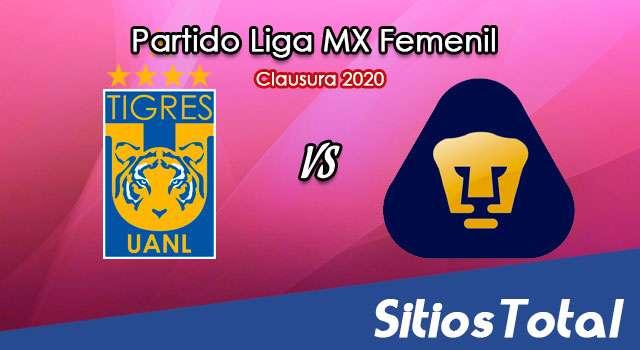 Ver Tigres vs Pumas en Vivo – Liga MX Femenil – Guardianes – Domingo 27 de Septiembre del 2020