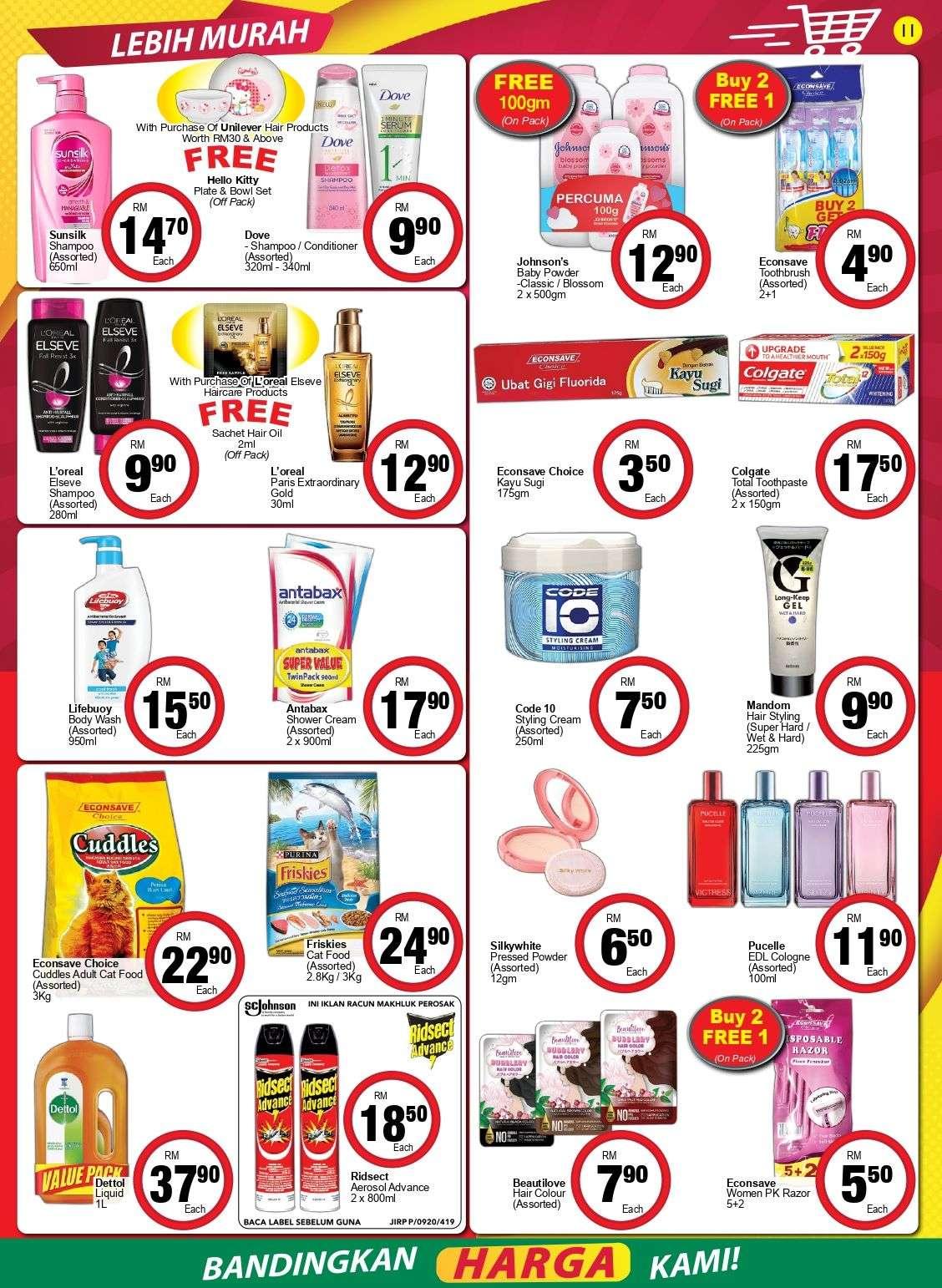 EconSave Catalogue (10 September 2021- 21 September 2021)