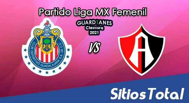 Chivas vs Atlas en Vivo – Partido de Vuelta Semfinales – Transmisión por TV, Fecha, Horario, MxM, Resultado – Guardianes 2021 de la Liga MX Femenil