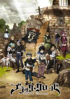 Black Clover (TV)'s Cover Image