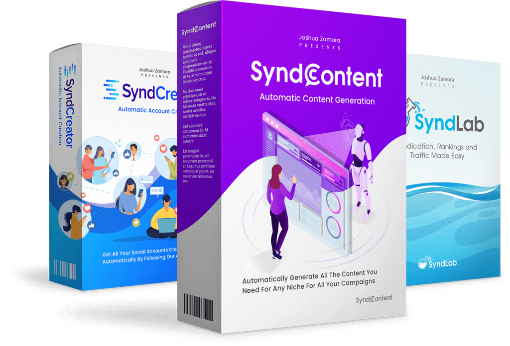 SyndTrio Review Best Bonus