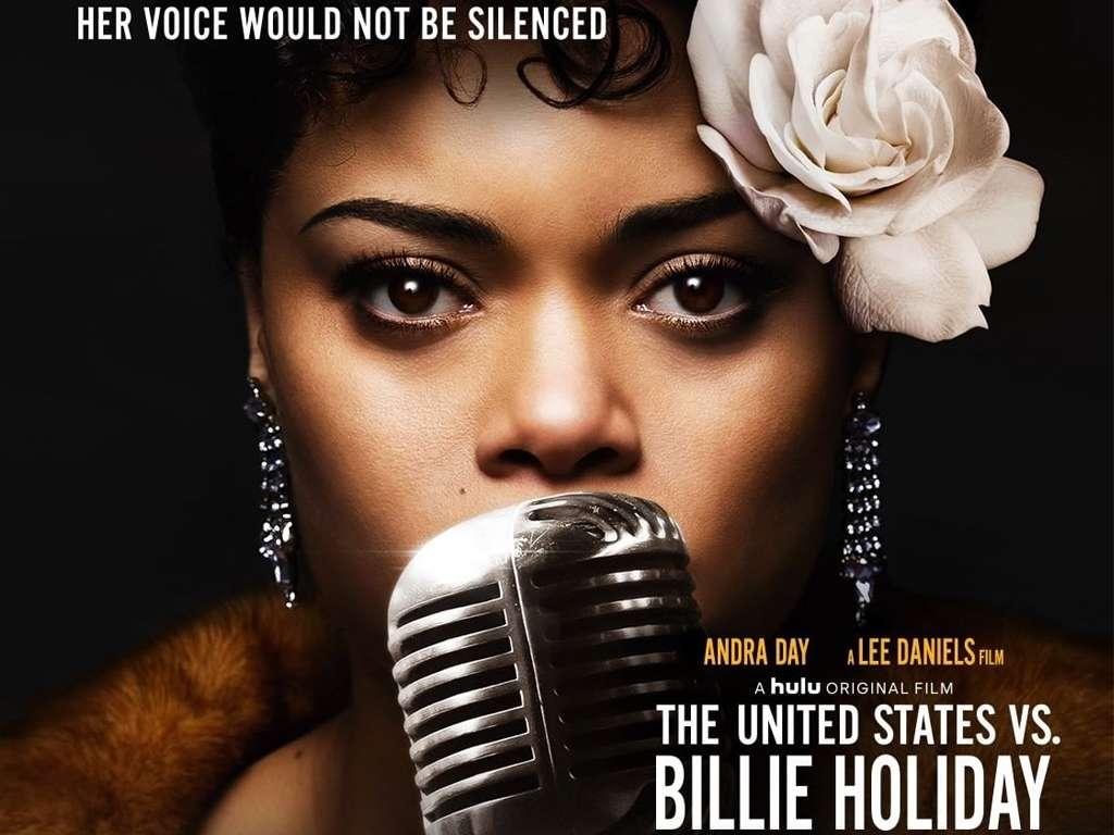 Ηνωμένες Πολιτείες Εναντίον Μπίλι Χολιντέι (The United States vs. Billie Holiday) Poster Πόστερ Wallpaper