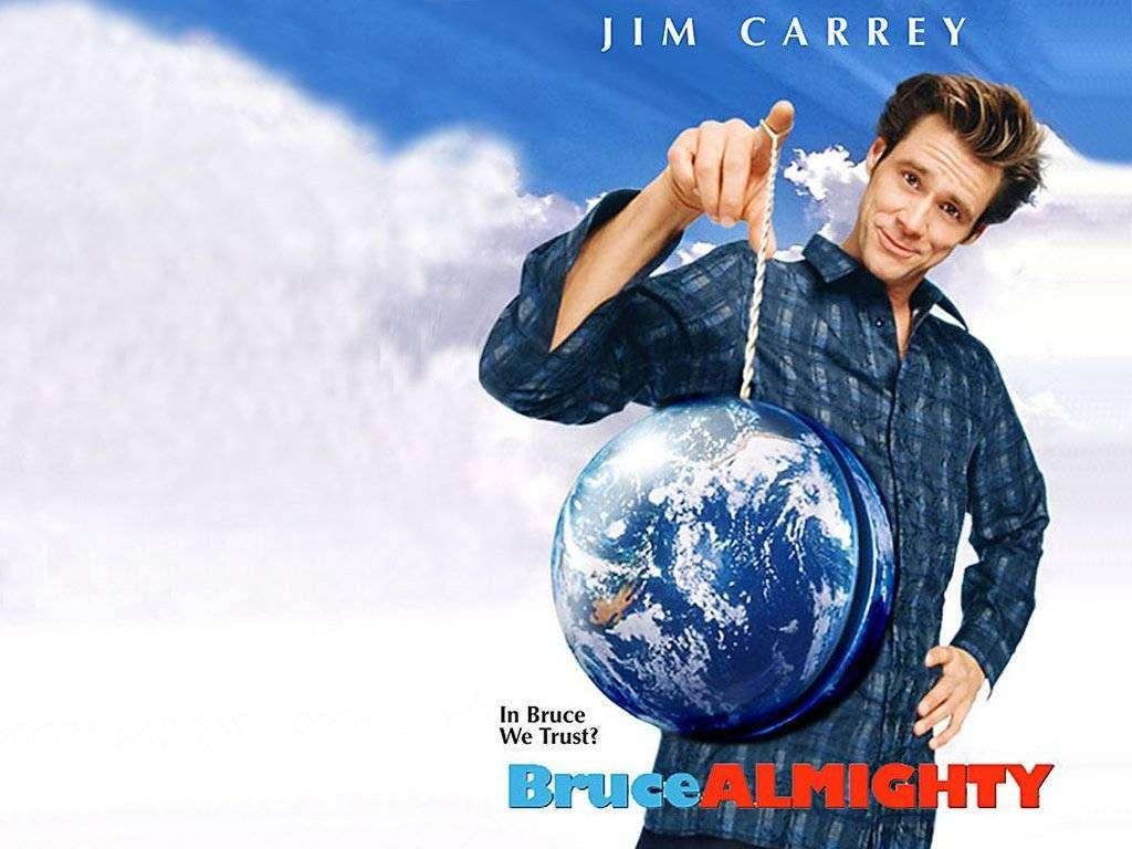 Một Ngày Làm Thượng Đế, Bruce Almighty 2003
