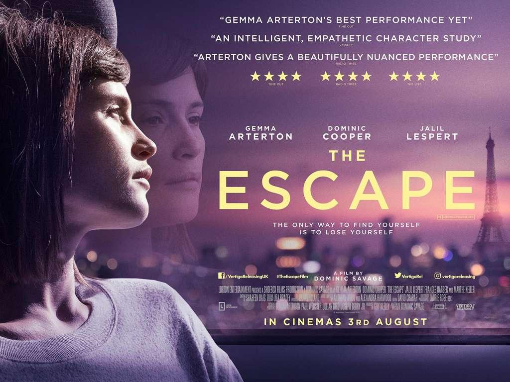 Μια ευτυχισμένη γυναίκα (The Escape) Quad Poster Πόστερ