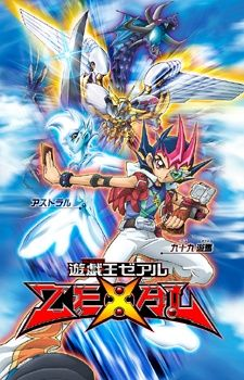 Yu☆Gi☆Oh! Zexal's Cover Image