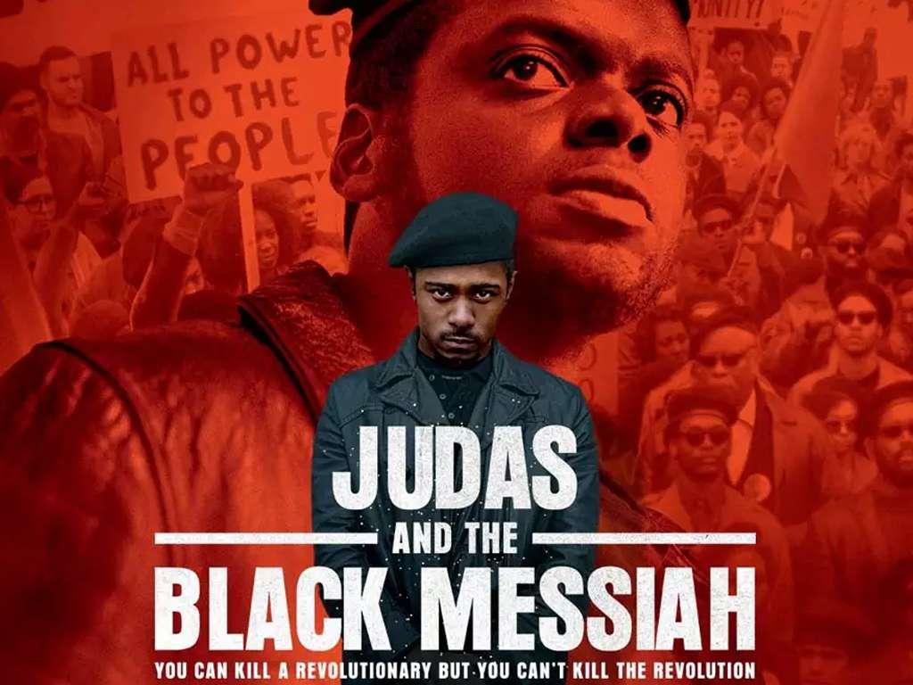 Judas and the Black Messiah Poster Πόστερ Wallpaper