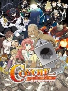 Coyote Ragtime Show's Cover Image