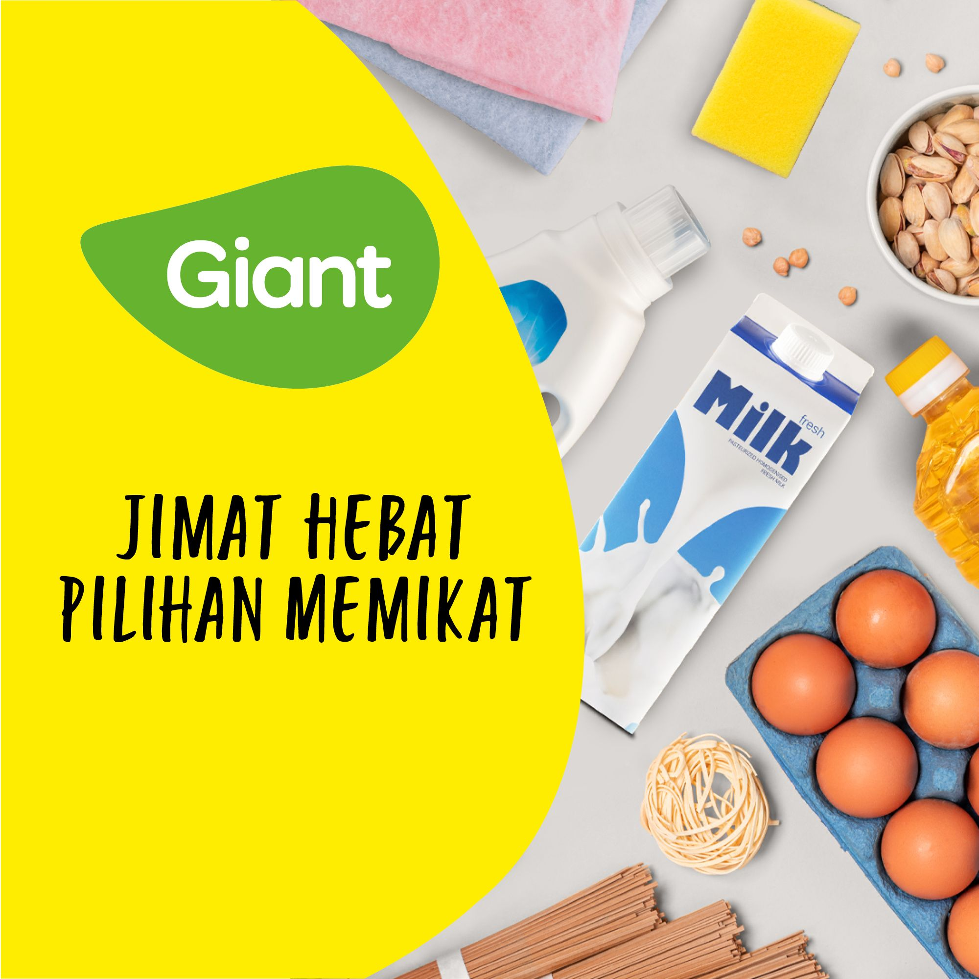 Giant Catalogue (26 July 2021 - 1 August 2021)