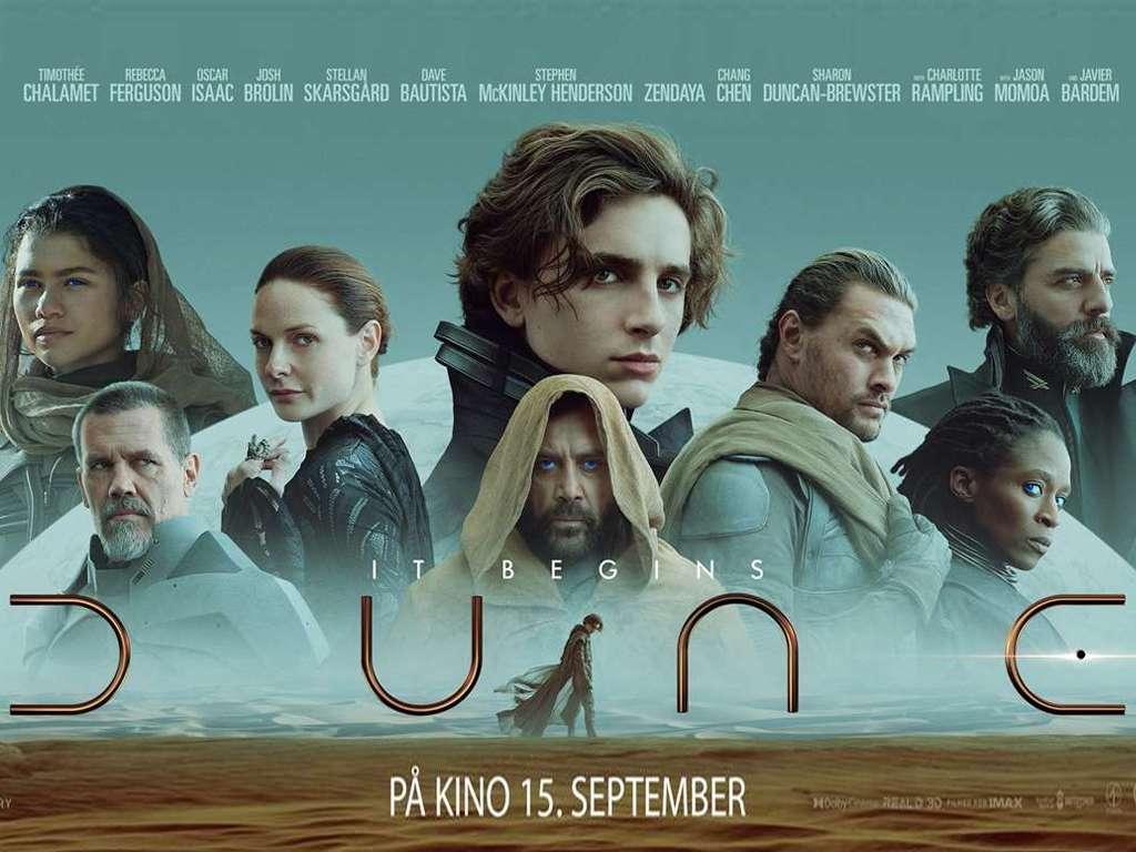 Dune Quad Poster
