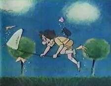 Poppen-sensei to Kaerazu no Numa's Cover Image