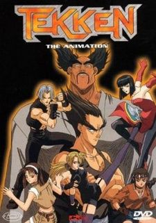Tekken Cover Image