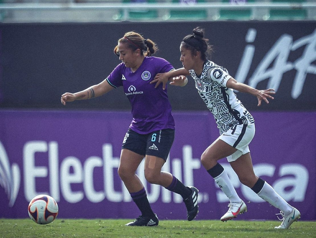 Resultado Mazatlán FC vs América – Jornada 3 – Guardianes 2021 – Liga MX Femenil