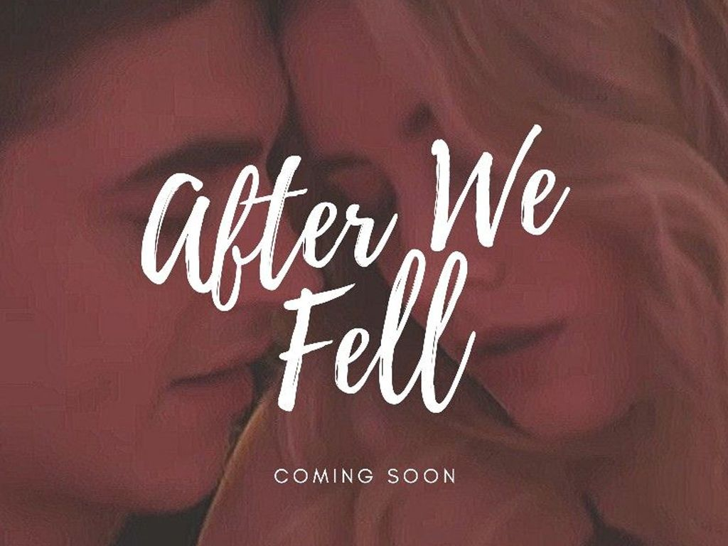 After: Μετά την πτώση (After We Fell) Quad Poster