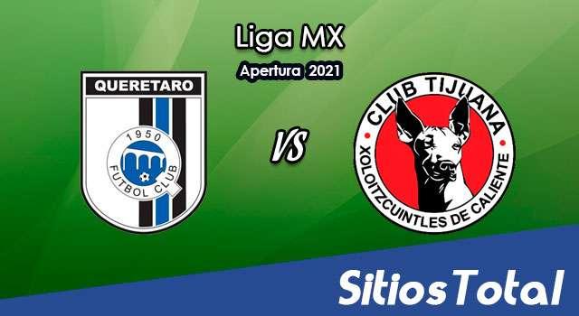 Querétaro vs Xolos Tijuana: A que hora es, quién transmite por TV y más – J13 de Apertura 2021 de la Liga MX