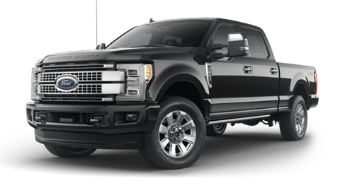 Ford F-250 Platinum