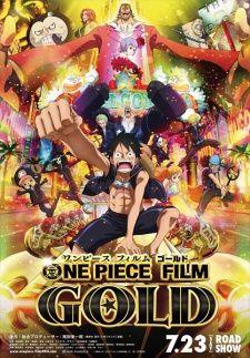 One Piece Film: Gold's Cover Image