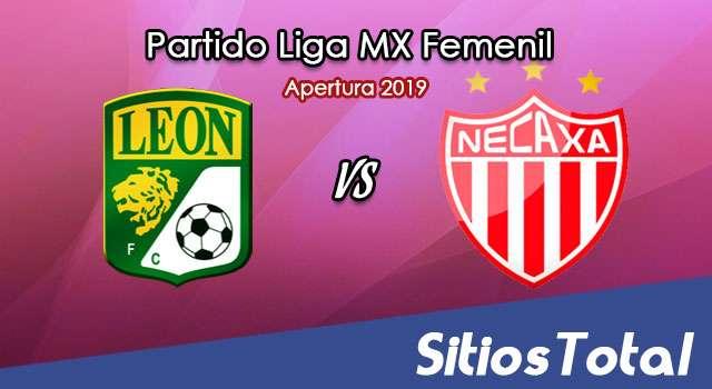 Ver León vs Necaxa en Vivo – Liga MX Femenil – Apertura 2019 – Lunes 16 de Septiembre del 2019
