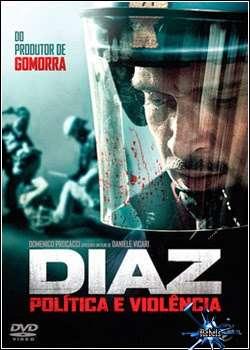 Capa do Filme Diaz: Política e Violência