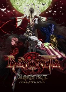 Bayonetta: Bloody Fate's Cover Image