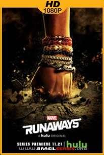 Runaways 1ª Temporada 1080p Dual Áudio