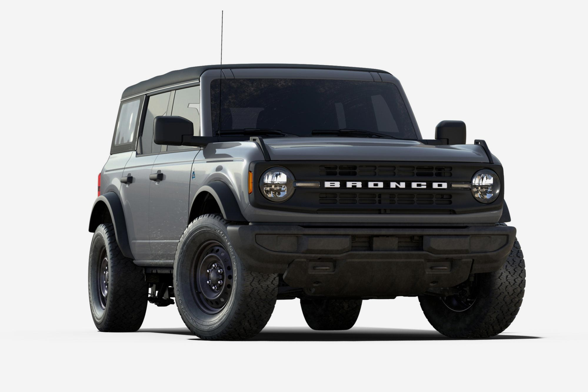 Ford Bronco Black Diamond