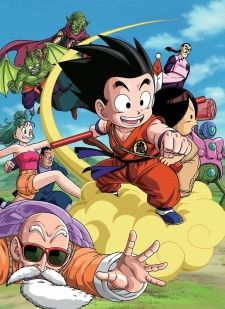 Dragon Ball's Cover Image