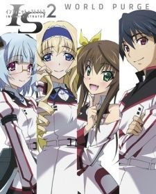 IS: Infinite Stratos 2 - World Purge-hen's Cover Image