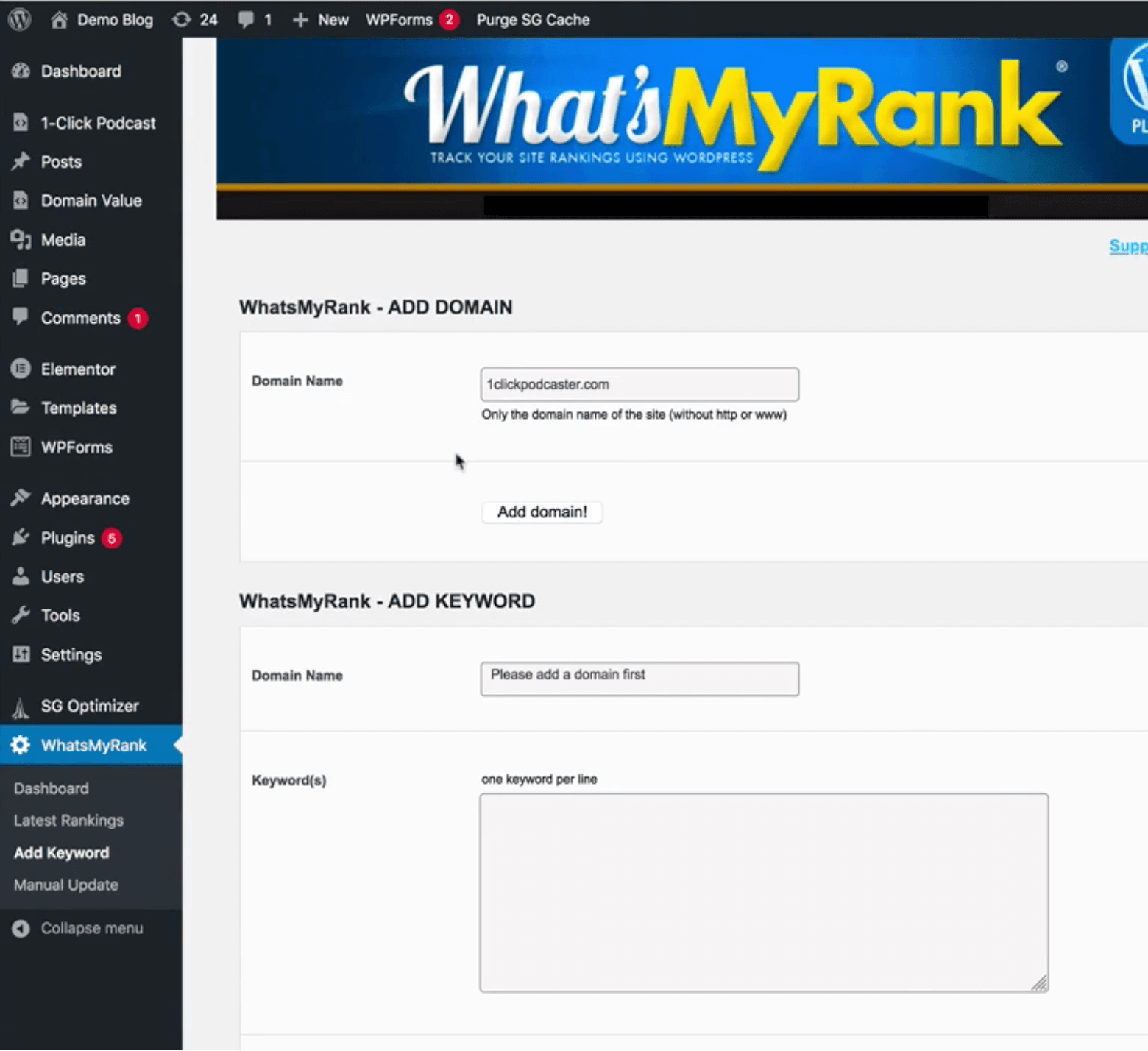 whats my rank review
