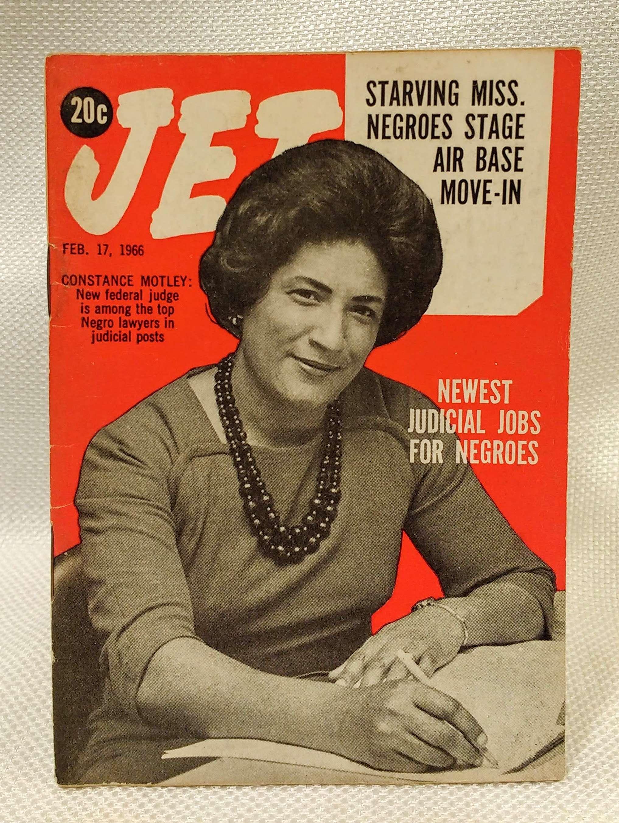 Jet Magazine February 17, 1966