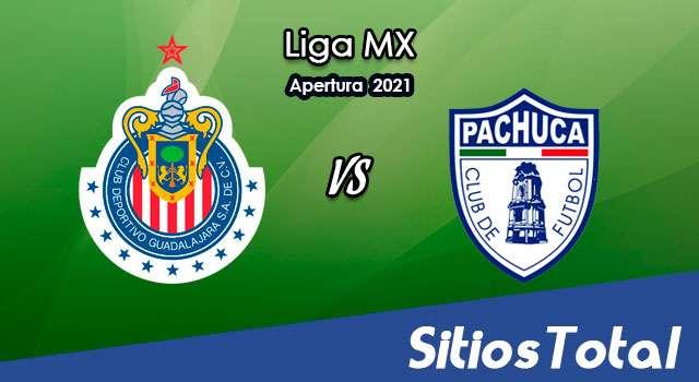 Chivas vs Pachuca en Vivo – Canal de TV, Fecha, Horario, MxM, Resultado – J9 de Apertura 2021 de la Liga MX