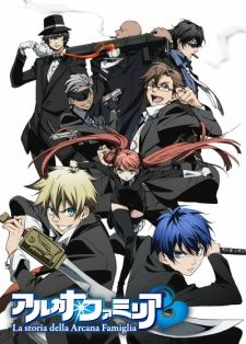 Arcana Famiglia's Cover Image