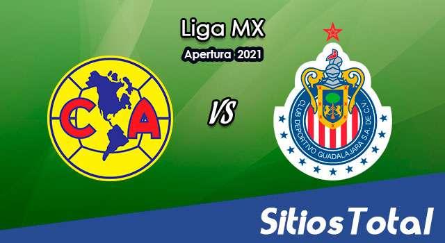 América vs Chivas en Vivo – Canal de TV, Fecha, Horario, MxM, Resultado – J11 de Apertura 2021 de la Liga MX