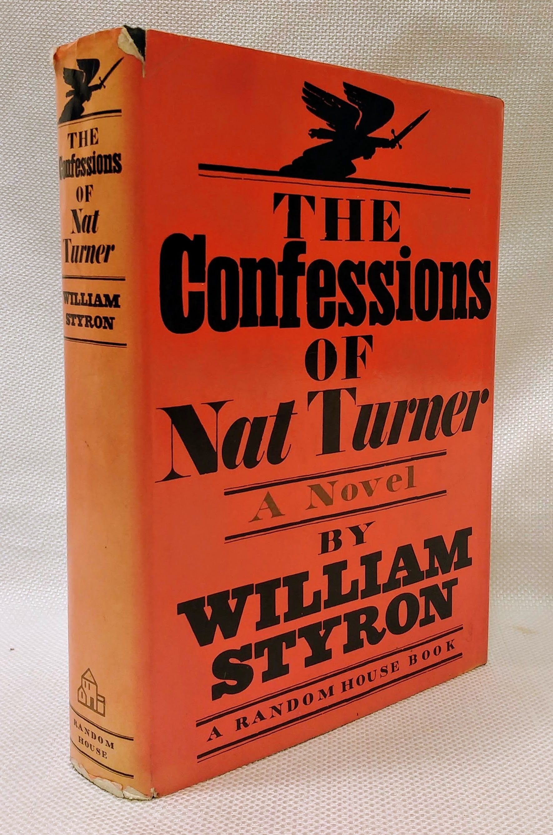 The Confessions of Nat Turner: A Novel, Styron, William