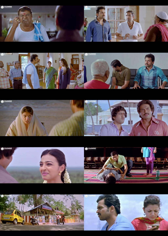 All Azhagu Raja (2018) Hindi - 720p - WEB-HD - AVC - AAC-GM Exclusive