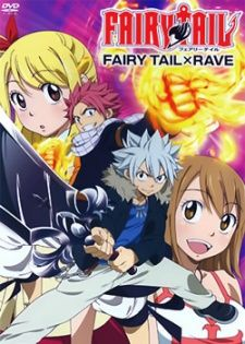 Fairy Tail x Rave's Cover Image