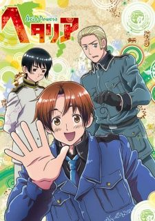 Hetalia Axis Powers's Cover Image