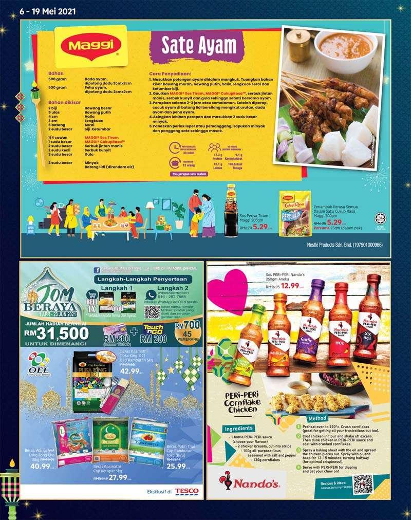 Tesco Catalogue(6 May 2021 - 19 May 2021)