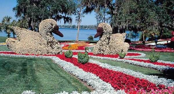 Vacaciones refrescantes en la Florida Central