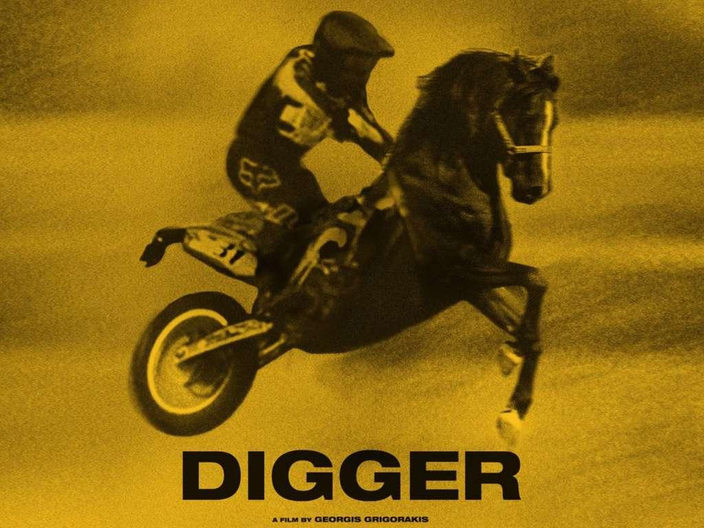 Digger Poster Πόστερ Wallpaper