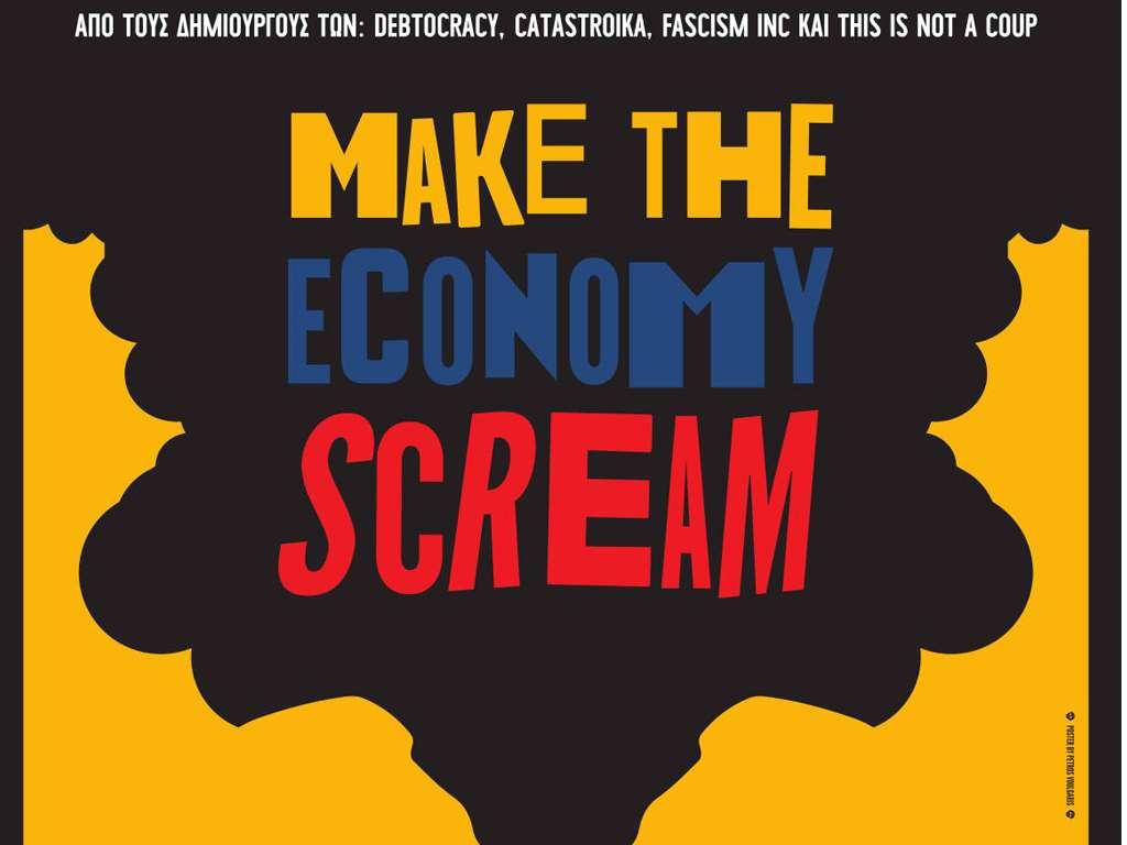 Make the Economy Scream Poster Πόστερ Wallpaper