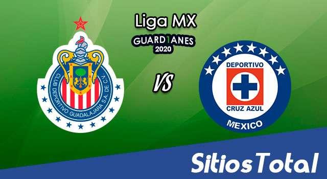 Chivas vs Cruz Azul en Vivo – Liga MX – Guardianes 2020 – Domingo 25 de Octubre del 2020