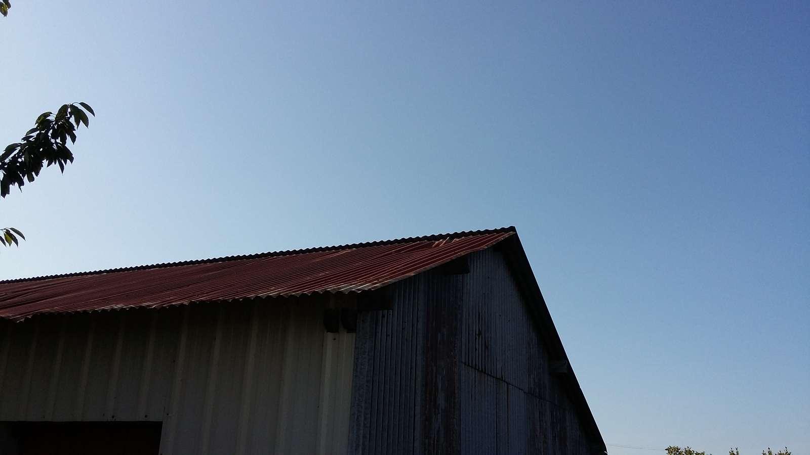 Forum : Toiture tôle ondulée hangar agricole : amiante ?