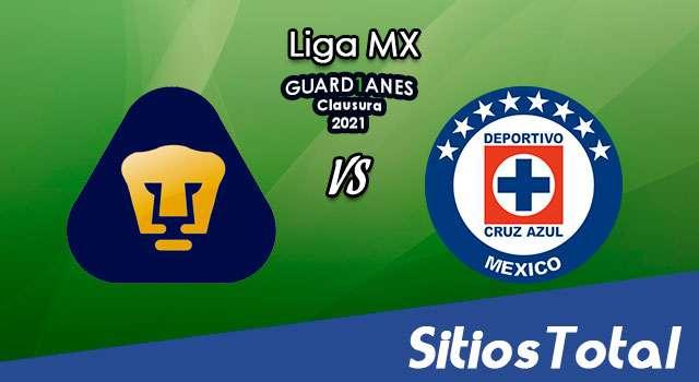 Pumas vs Cruz Azul en Vivo – Canal de TV, Fecha, Horario, MxM, Resultado – J10 de Guardianes 2021 de la Liga MX