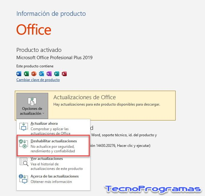 descargar office gratis