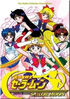 Bishoujo Senshi Sailor Moon's Cover Image
