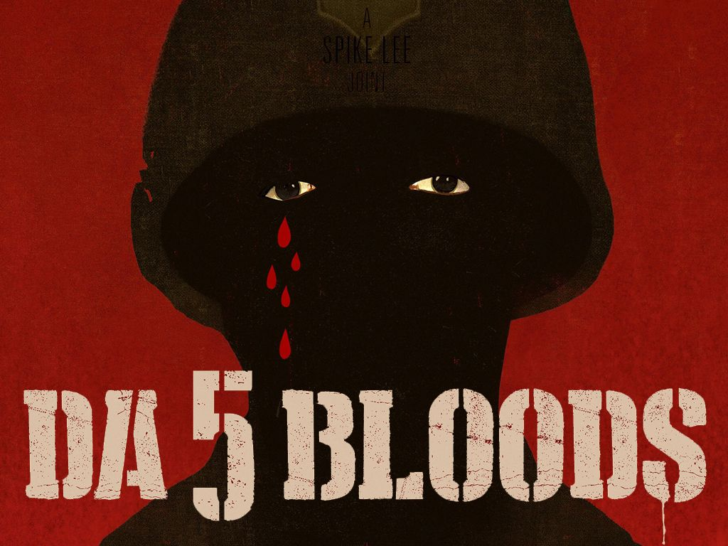 Da 5 Bloods Quad Poster