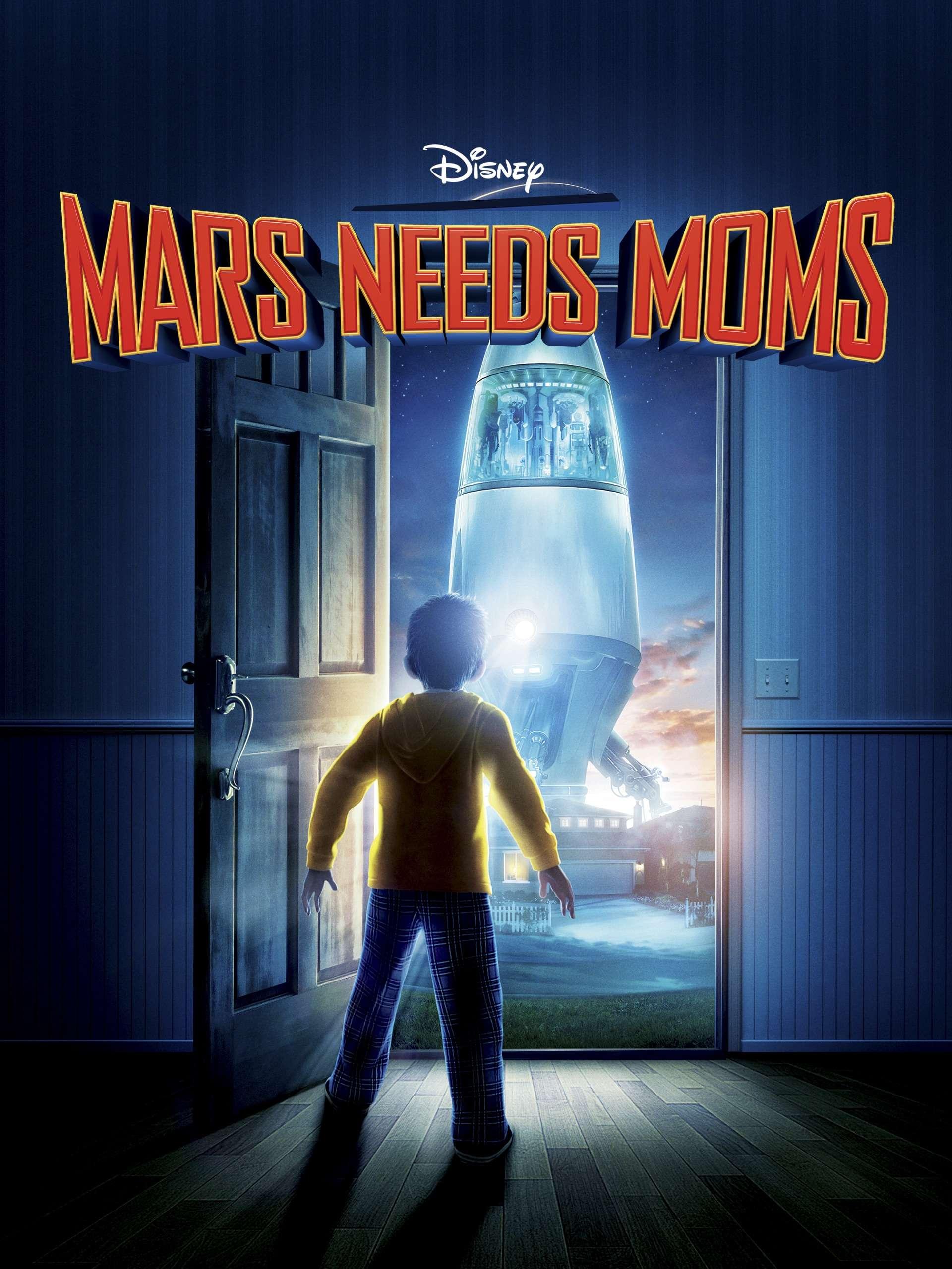 ميلو ورحلة الانقاذ Mars Needs Moms (2011) HDTV 1080p تحميل تورنت 1 arabp2p.com