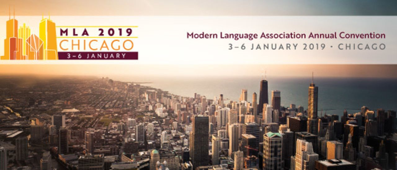 MLA 2019 Convention in Chicago